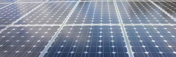 Placering af solceller