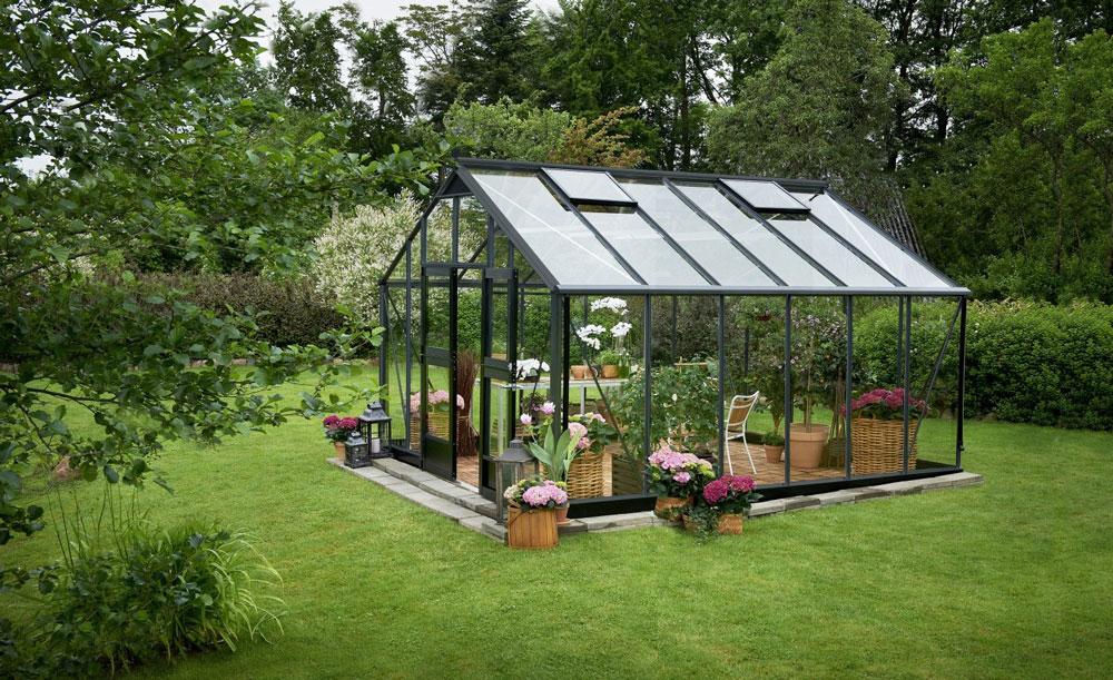 byg dit nye drivhus selv